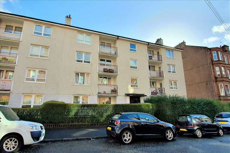 2 Bedrooms Flat for sale in Ingleby Drive, Dennistoun