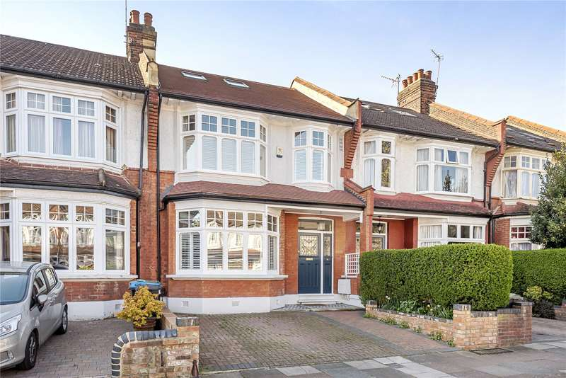5 Bedrooms Terraced House for sale in Caversham Avenue, Palmers Green, London, N13