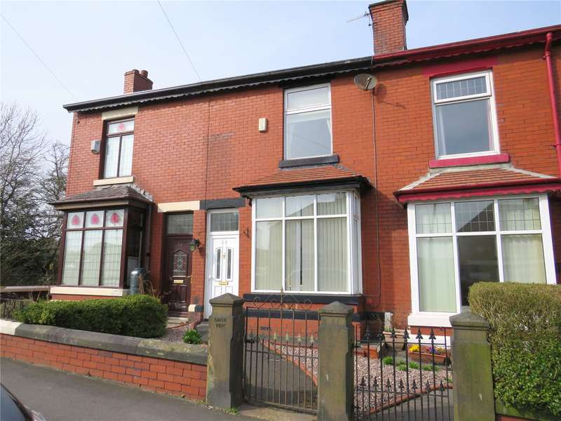 2 Bedrooms Terraced House for sale in Church Street, Ainsworth, Bolton, Greater Manchester, BL2