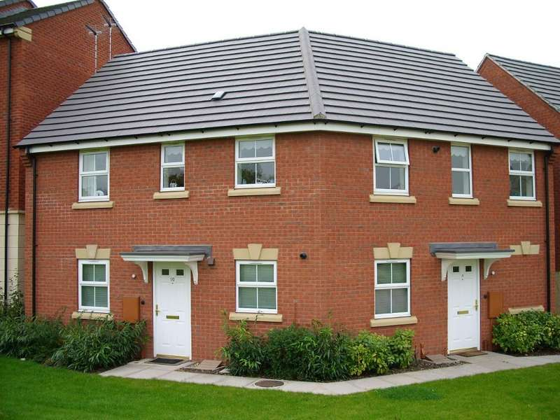2 Bedrooms Flat for sale in Harrop Close, , Blaby, LE8 4PD