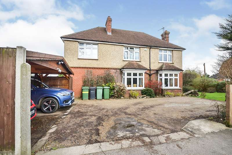 4 Bedrooms Detached House for sale in Marion Crescent, Maidstone, Kent, ME15