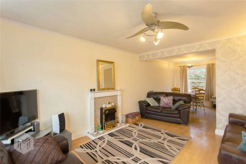 3 Bedrooms Semi Detached House for sale in Sidford Close, Bolton, Greater Manchester, BL3