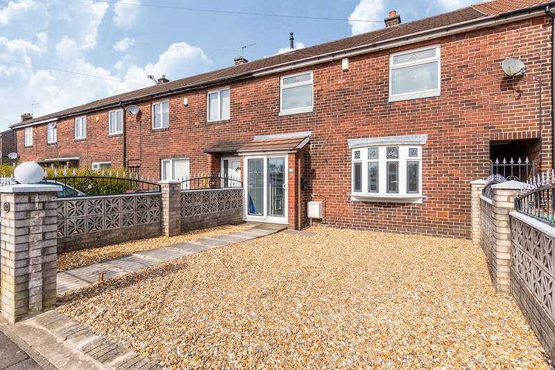 3 Bedrooms House for sale in Vicarage Lane, Shevington, Wigan, Greater Manchester, WN6