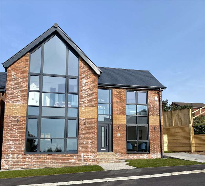 4 Bedrooms Detached House for sale in Plot 3 Moordale Avenue, No.23 Moordale Avenue, Oldham, Greater Manchester, OL4