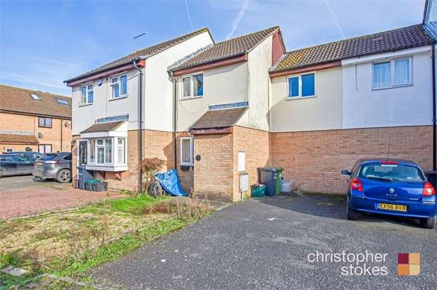 2 Bedrooms Terraced House for sale in Jacksons Drive, Cheshunt, West Cheshunt, Hertfordshire