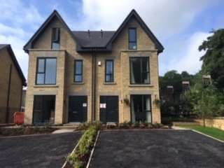 4 Bedrooms Semi Detached House for sale in House Type 5 Plot 13 Carrhill, 4 Old Mill Drive, Mossley, Ashton-Under-Lyne, OL5