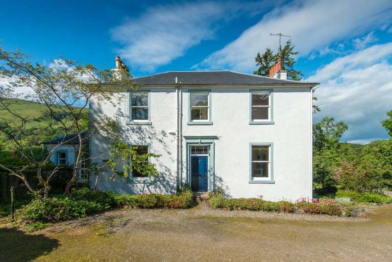 5 Bedrooms House for sale in The Mill House, Kippen Road, Fintry, Stirlingshire, G63