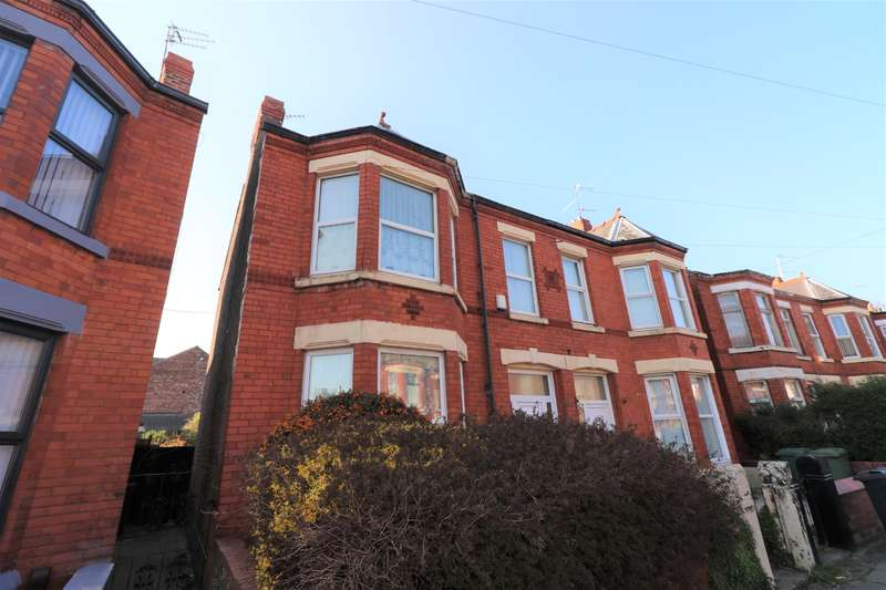 4 Bedrooms Semi Detached House for sale in Canterbury Road, Wallasey, CH44 9BN
