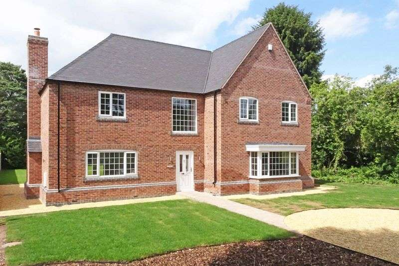 5 Bedrooms Property for sale in Sunnyside, Pinewood Drive, Ashley Heath
