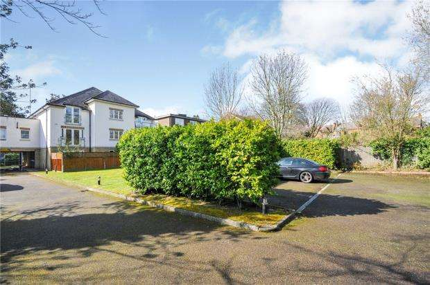 2 Bedrooms Apartment Flat for sale in Beckenham Grove, Shortlands, Kent