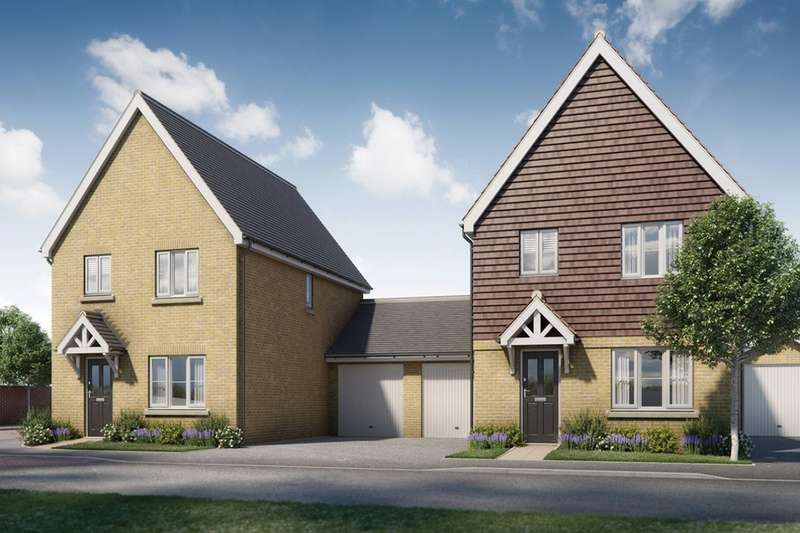 3 Bedrooms Detached House for sale in Four Elms Place, Chattenden, Rochester, Kent, ME3