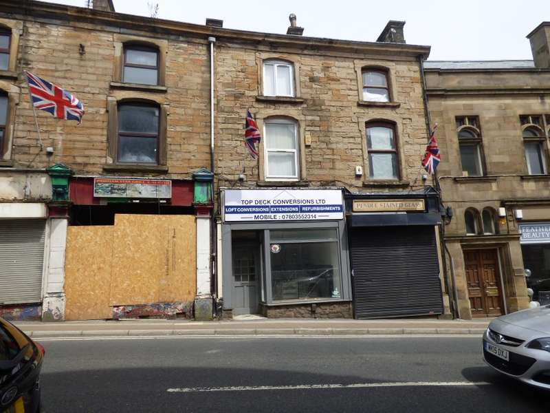 Commercial Property for sale in 37 Burnley Road, Padiham, Burnley, Lancashire