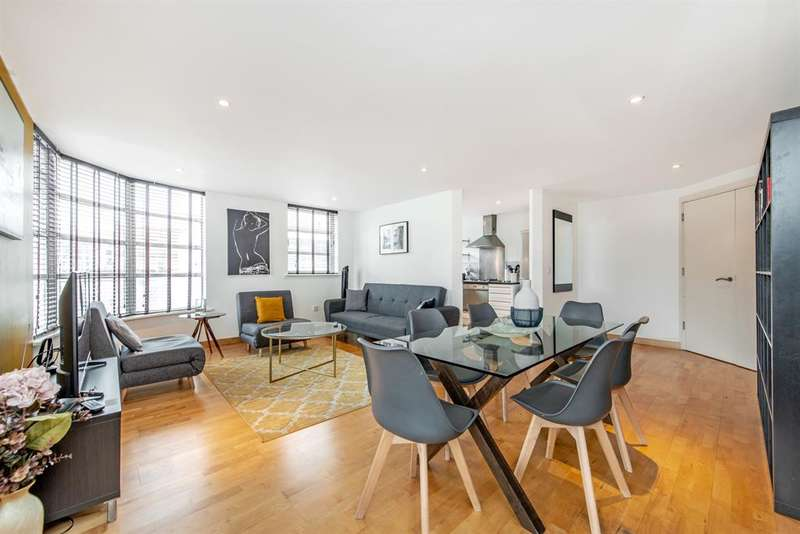 2 Bedrooms Apartment Flat for sale in Leyden Street, Spitalfields, E1