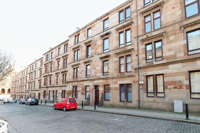 1 Bedroom Flat for sale in Regent Moray Street, Yorkhill, Glasgow, G3 8AQ