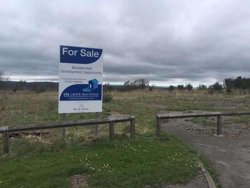 Land Commercial for sale in Land At Bird Inn, Dipton, Stanley, DH9