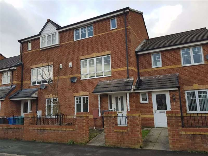 4 Bedrooms Town House for sale in Northcote Avenue, Wythenshawe