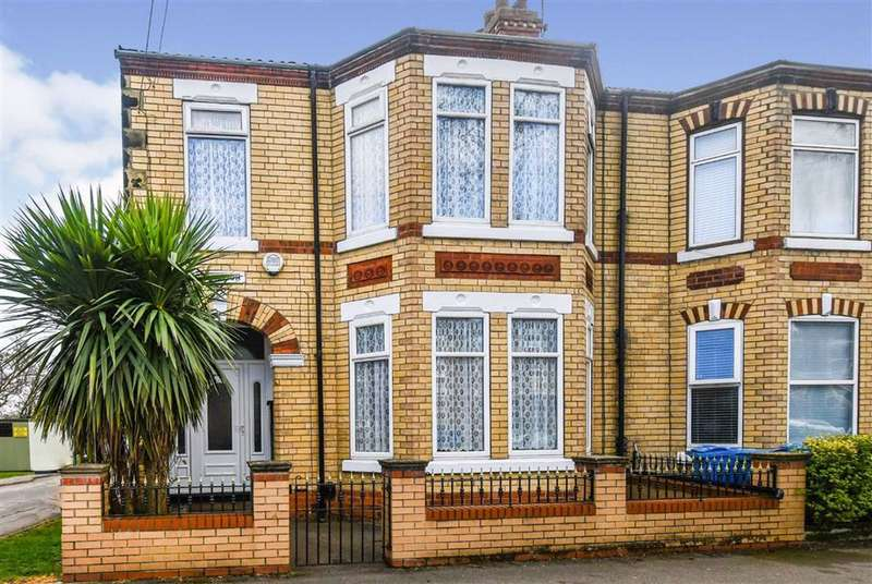 5 Bedrooms End Of Terrace House for sale in Beresford Avenue, Hull, HU6