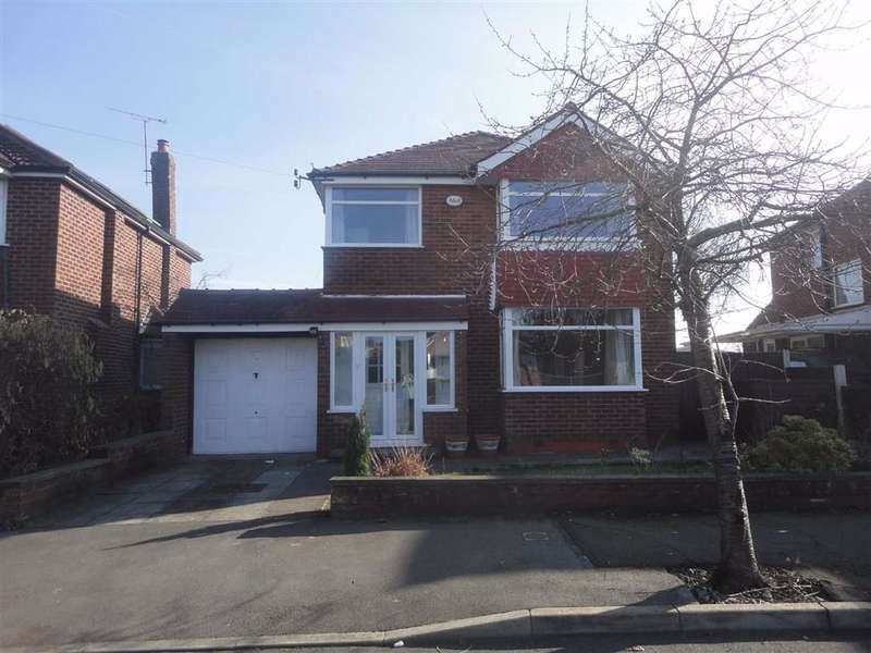 4 Bedrooms Detached House for rent in Syddall Avenue, Heald Green