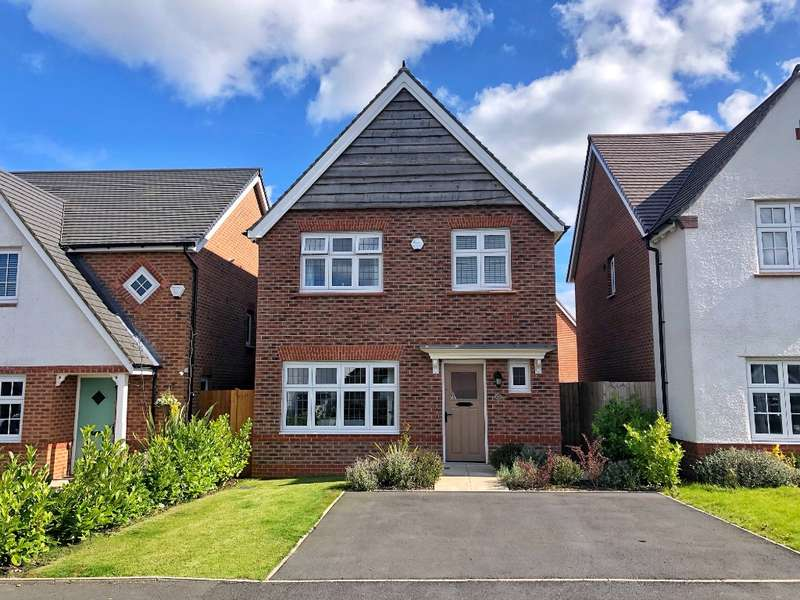 3 Bedrooms Detached House for sale in Haven Lane, , Oldham, OL4 2QH
