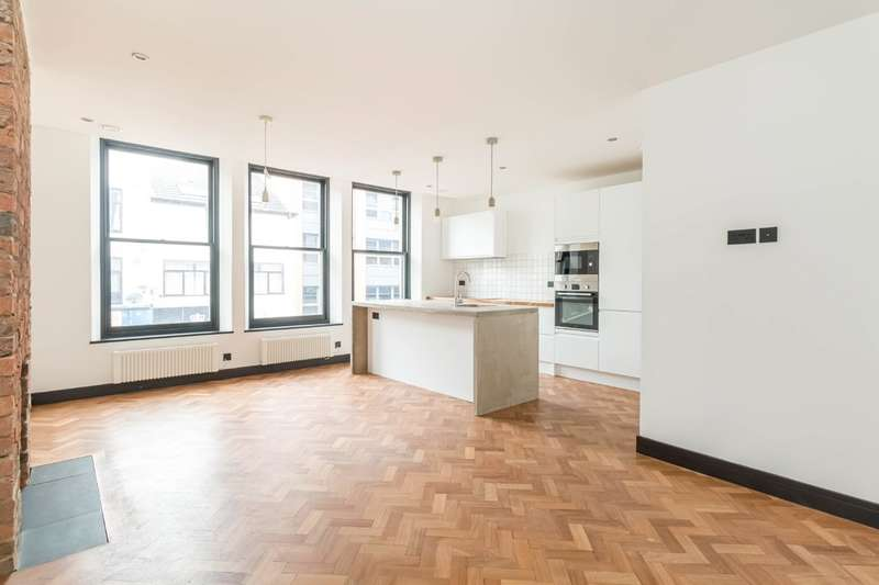3 Bedrooms Flat for sale in 60 Oldham Street, Northern Quarter, Manchester