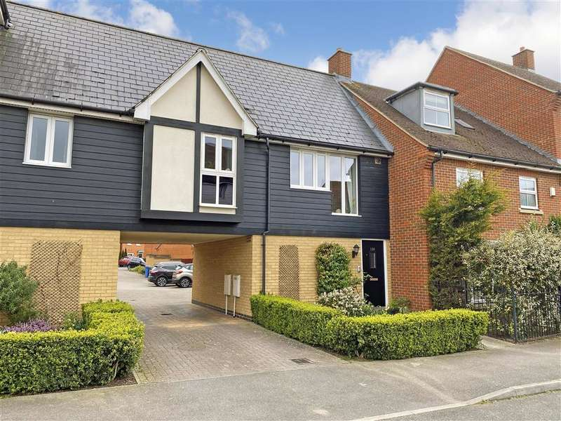 2 Bedrooms Ground Maisonette Flat for sale in Bluebell Drive, , Sittingbourne, Kent
