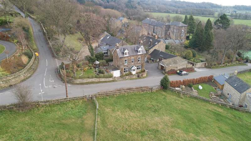 5 Bedrooms Detached House for sale in Hill Road, Ashover, Chesterfield