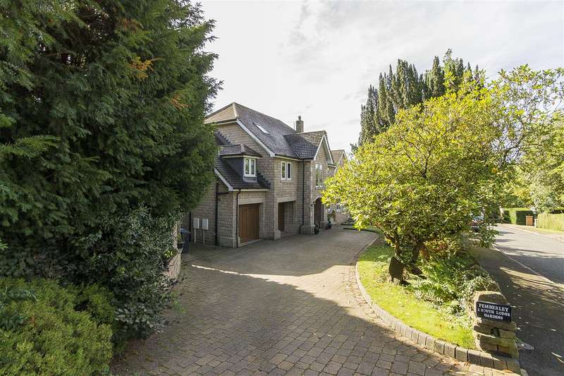 6 Bedrooms Detached House for sale in South Lodge Gardens, Chesterfield