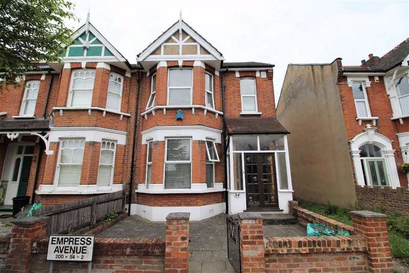 3 Bedrooms End Of Terrace House for sale in Empress Avenue, Wanstead, London