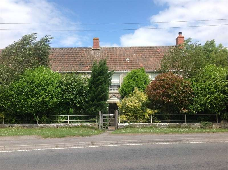 7 Bedrooms Detached House for sale in Porters Hatch Farm, Porters Hatch, MEARE, Somerset