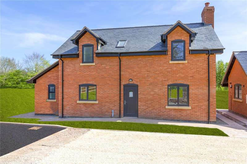 3 Bedrooms Detached House for sale in Ryeland House, 3 Sabrina Way, Wharton, Leominster, Herefordshire, HR6