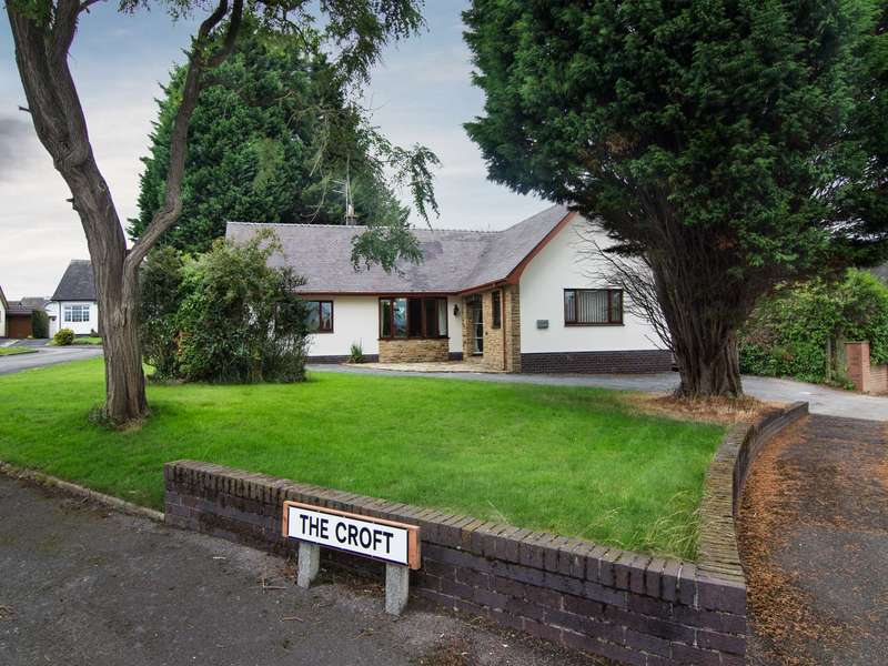 2 Bedrooms Retirement Property for sale in Willow Corner, Moreton Drive, Poulton Le Fylde