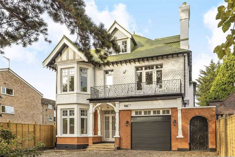 6 Bedrooms House for sale in Aldermans Hill, London