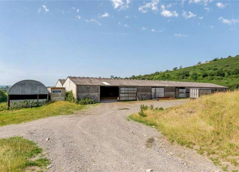 Land Commercial for sale in Llanfynydd, Carmarthen