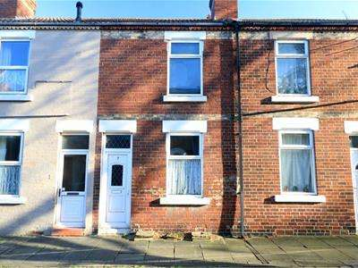 2 Bedrooms Terraced House for sale in Stirling Street, Hyde Park, DONCASTER