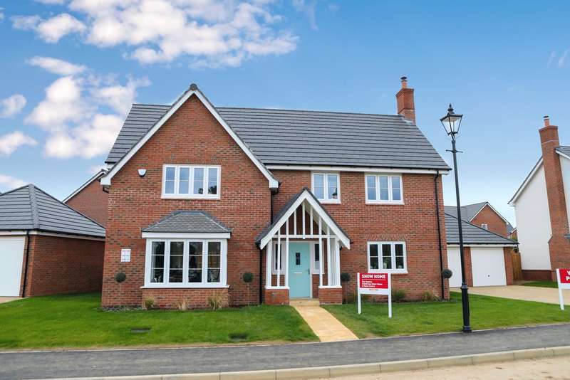 5 Bedrooms Detached House for sale in High Street, Sherington, Newport Pagnell