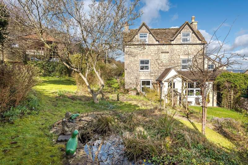 3 Bedrooms Detached House for sale in Nailsworth