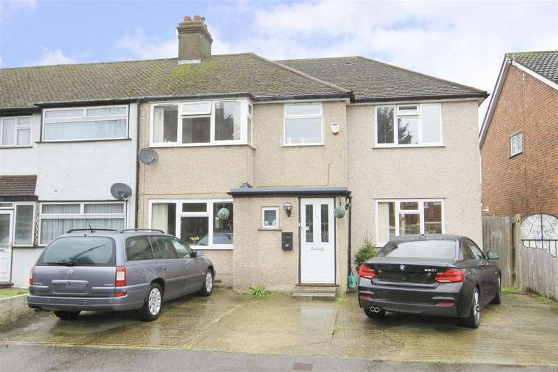4 Bedrooms End Of Terrace House for sale in Savoy Avenue, Hayes, UB3