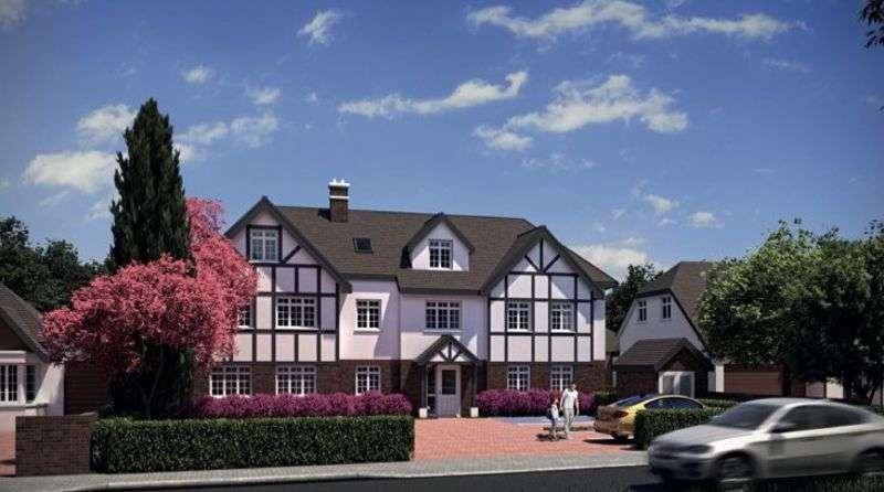 2 Bedrooms Property for sale in Kingswood Lane, Warlingham