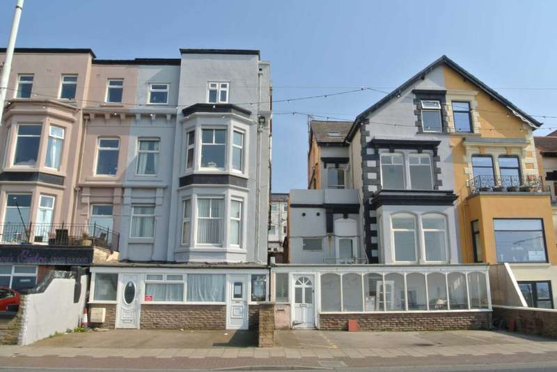 1 Bedroom Flat for rent in The Promenade, Blackpool, FY1 2LB