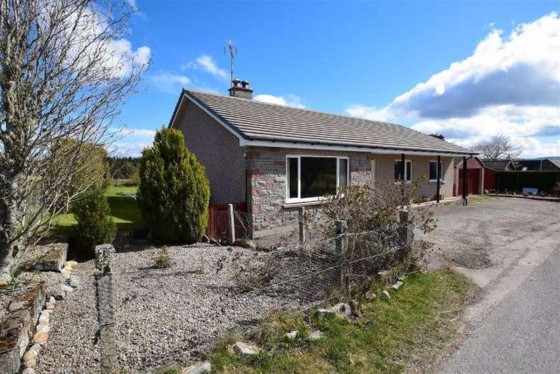 3 Bedrooms Detached Bungalow for sale in Grantown on Spey