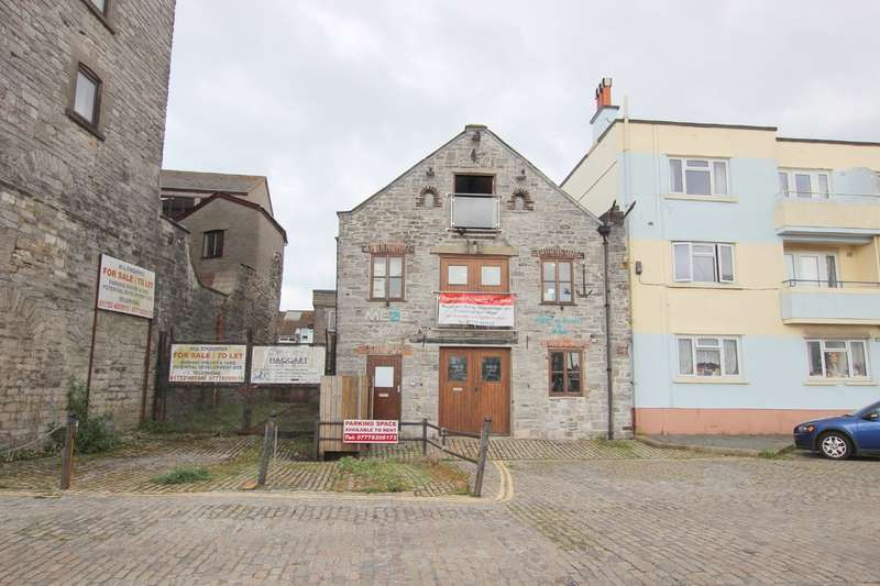 3 Bedrooms Semi Detached House for sale in Sutton Wharf, Sutton Harbour, Plymouth, PL4 0DJ
