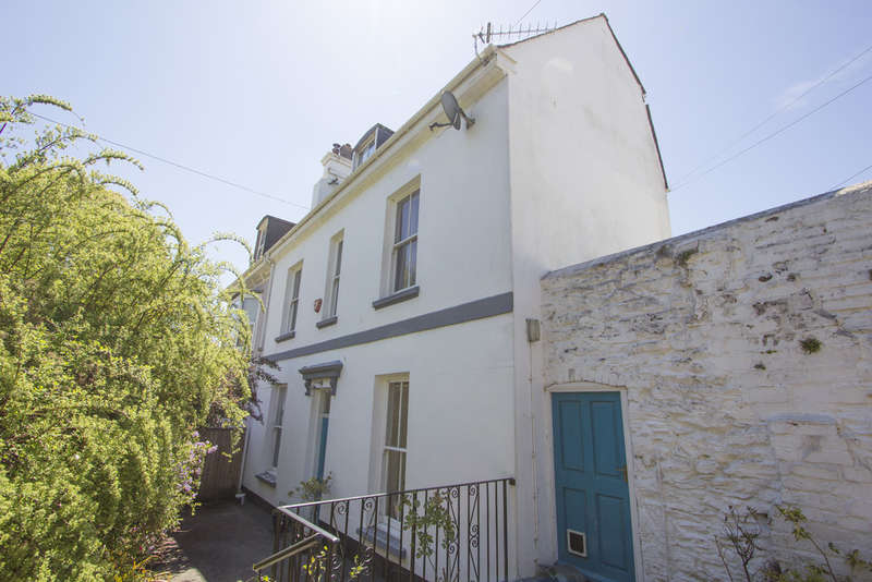 4 Bedrooms Semi Detached House for sale in Thorn Park, Mannamead, Plymouth, PL3 4TG