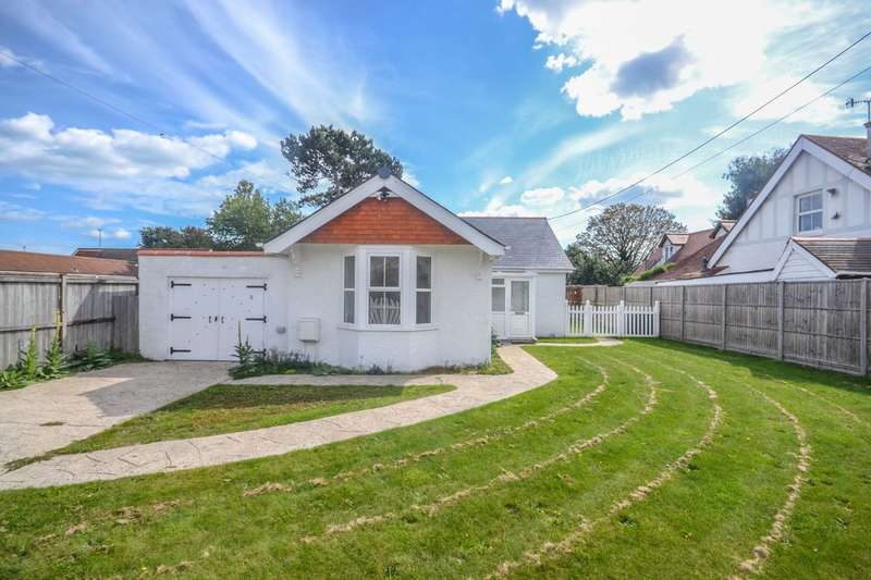3 Bedrooms Detached Bungalow for sale in Steyne Road, Bembridge