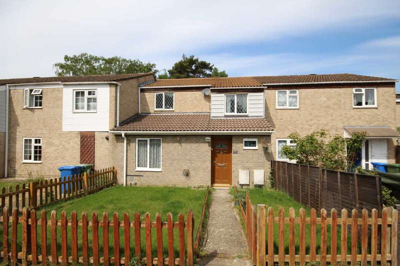 4 Bedrooms Terraced House for sale in Jameston, Bracknell