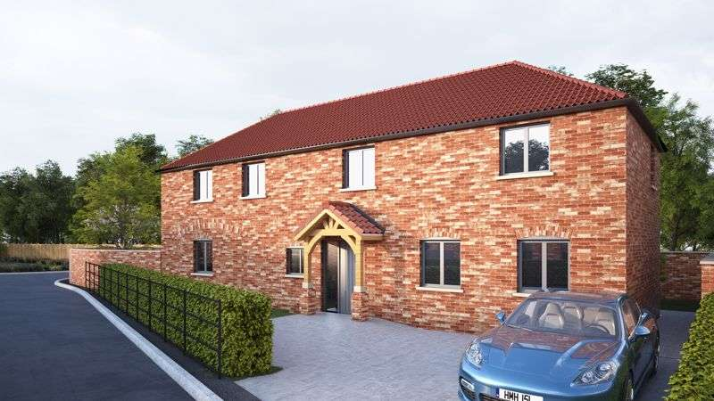 4 Bedrooms Property for sale in Plot 2, Plum Tree Court , North Leverton, Retford