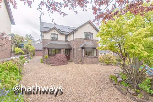 4 Bedrooms Property for sale in Bryn Carreg, Harpers Road, Garndiffaith, Pontypool