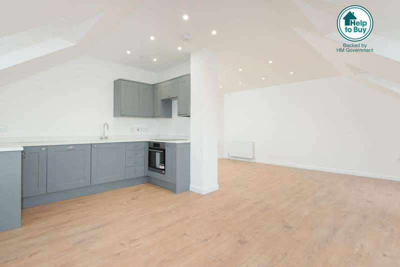 2 Bedrooms Apartment Flat for sale in Calgarth House, Bank Street, Ashford, TN23