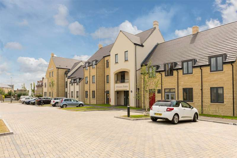 1 Bedroom Retirement Property for sale in Trinity Road, Chipping Norton, Oxon, OX7