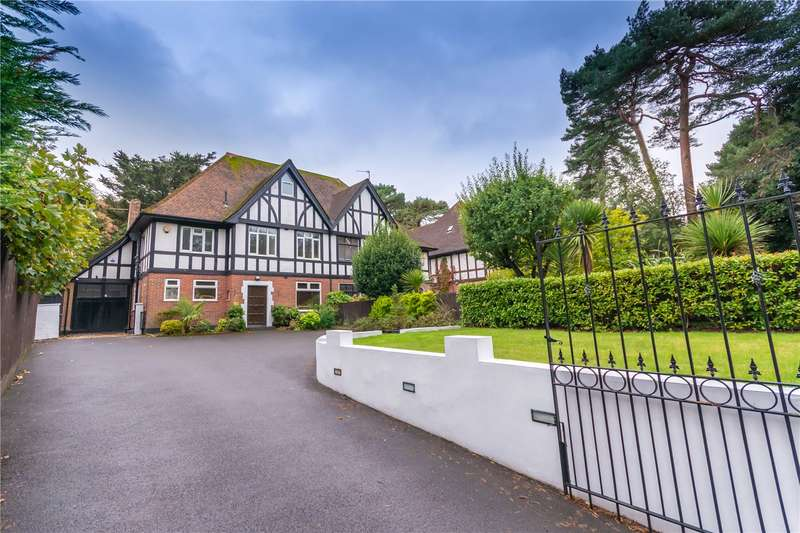 5 Bedrooms House for sale in Christchurch Road, Bournemouth, Dorset, BH1