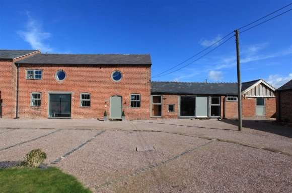 4 Bedrooms Property for sale in Fauls Farm, Fauls, Whitchurch, Shropshire
